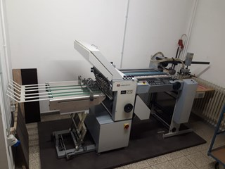 MB Bäuerle Multipli-CAS 52/4 Folding machines