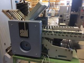 Stahl 2. T32/2 SA32 Folding machines