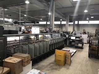 Theisen & Bonitz tb sprint 315 HP mit tb sprint 303 QSM Booklet production