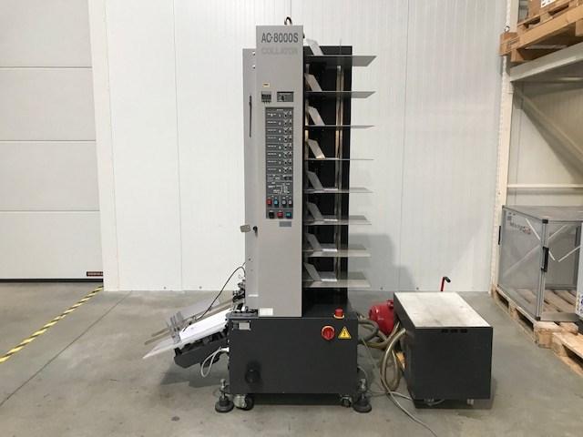 Show details for Horizon AC-8000 S