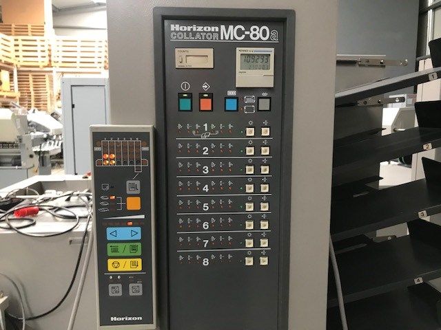 Horizon MC-80a MC-80c