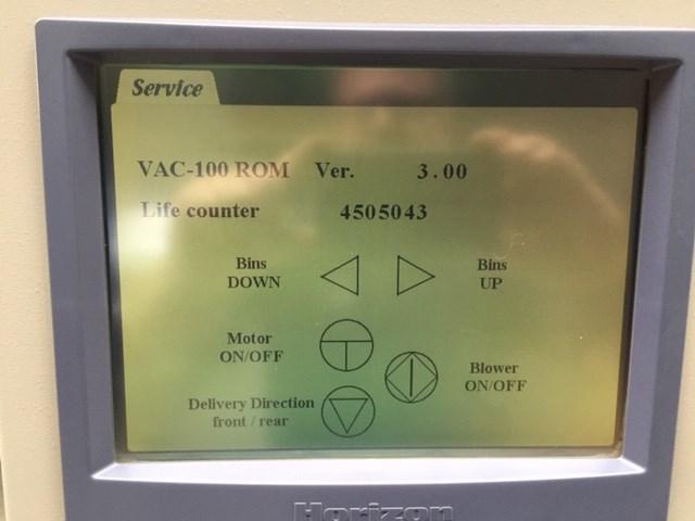Horizon VAC-100a ST-40 SPF-20A FC-20A
