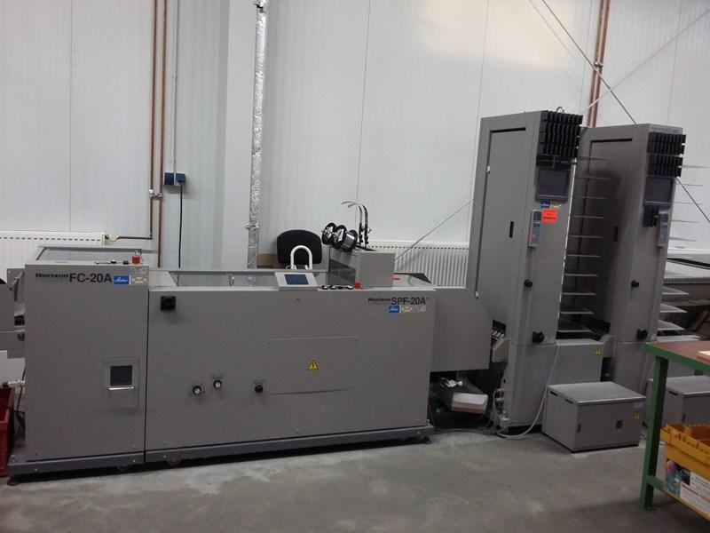 Show details for Horizon VAC-100 a VAC-100 c SPF-20 A FC-20 A