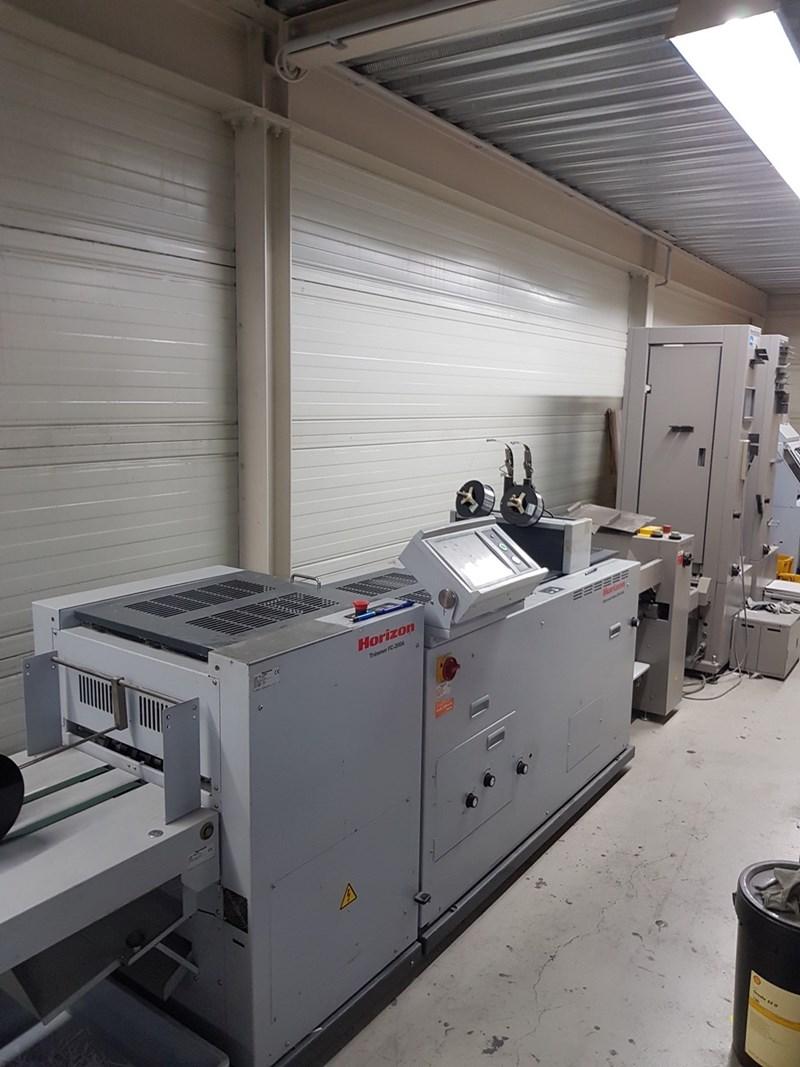 Horizon VAC-100a VAC-100m ST-40 SPF-200A FC-200A