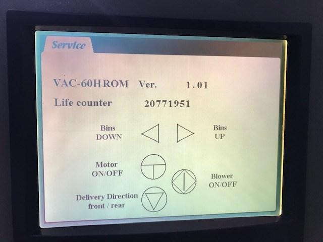 Horizon VAC-60Ha VAC-60Hm