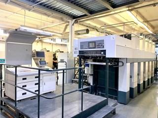 AKIYAMA  JPRINT 529 单张纸胶印机