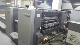 HEIDELBERG  SPEEDMASTER CD102 LYX Machines offset à feuilles