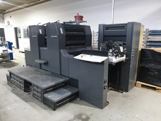 HEIDELBERG  PRINTMASTER PM 74 2 P Sheet Fed
