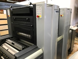 HEIDELBERG  SPEEDMASTER SX 52 4+L Sheet Fed