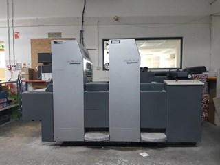 HEIDELBERG  SPEEDMASTER SM 52 2 P Sheet Fed