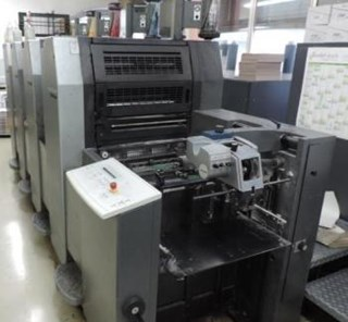 HEIDELBERG  SPEEDMASTER SM 52 4 Sheet Fed