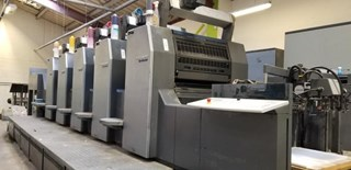 HEIDELBERG  SPEEDMASTER SM 74 5 P H Sheet Fed