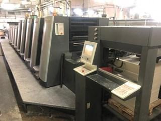 HEIDELBERG  SPEEDMASTER XL 75 5 + LYYX 单张纸胶印机