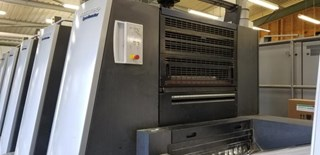 HEIDELBERG  SPEEDMASTER XL 75 5 + L Sheet Fed