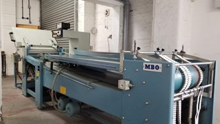 MBO   B26 4.4   KNIFE Folding Machines