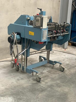MBO  KNIFE FOLDING UNIT Folding machines
