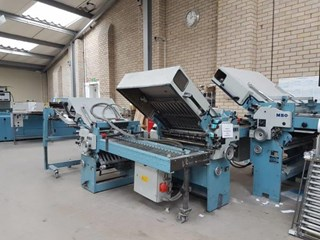 MBO  T79   4.2.2 FOLDER Folding machines