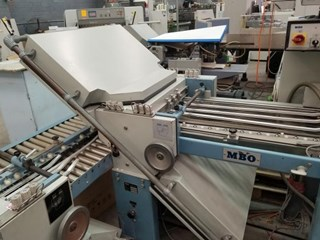 T55   4.4 FOLDER  1995 MBO Folding Machines