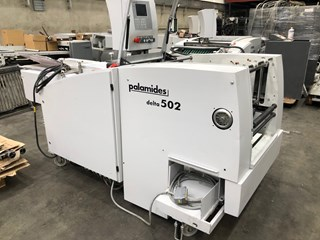 PALAMIDES  DELTA 502 STACKER Folding machines