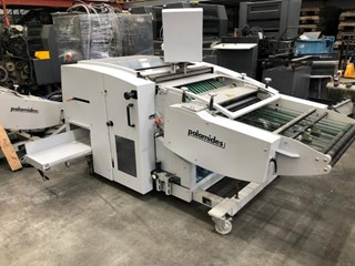 PALAMIDES  DELTA 705 STACKER Folding machines