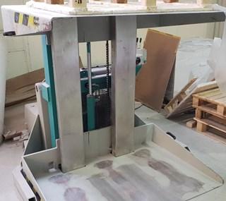 MANFRED RACHNER  PILE TURNER Pile turner / elevator