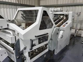 STAHL  KD66 4KTL COMBINATION FOLDER Falzmaschinen