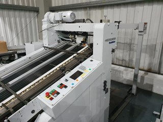KD66 4KTL COMBINATION FOLDER  2003 STAHL PLIEUSES