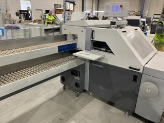 HEIDELBERG  STAHL KH82 4KTL Folding machines