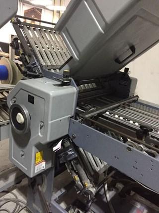 T52   4.4 FOLDER  1996 STAHL Folding Machines