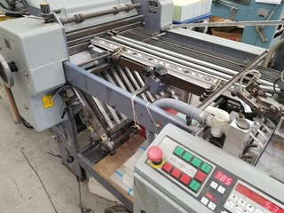 STAHL  T52   4.4 FOLDER Folding machines
