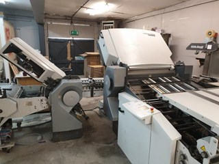 HEIDELBERG  STAHL TH82 6.4.X Folding machines