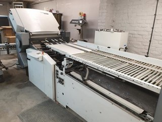 HEIDELBERG  STAHL TH82 6.4.X Folding Machines