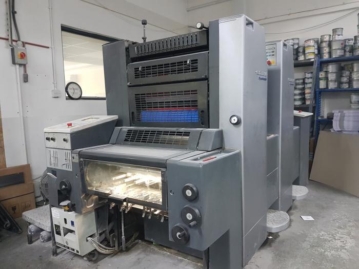 HEIDELBERG  SPEEDMASTER SM 52 2 P