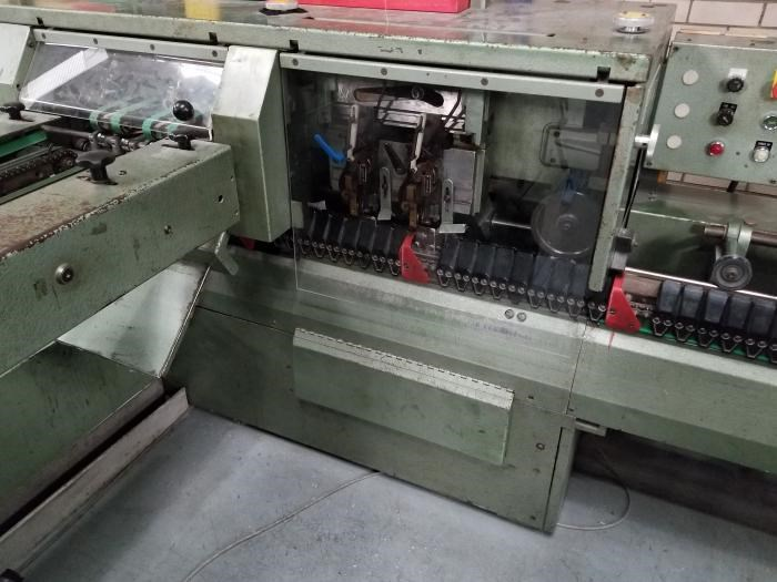 MULLER MARTINI  1509 MINUTEMAN SADDLE STITCHER