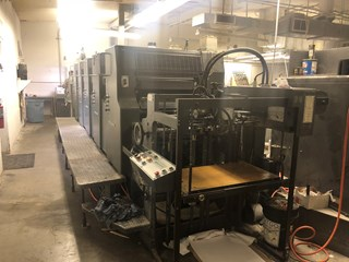 Heidelberg MOFPH Sheet Fed