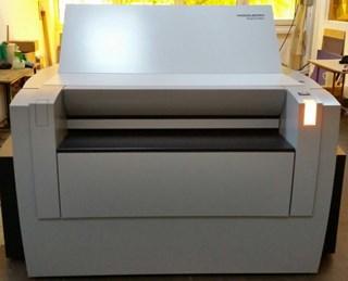 Heidelberg Suprasetter 106 UV CTP-Systems