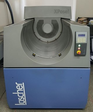 Luesher XPose! 160/32 UV VLF CTP-Systems