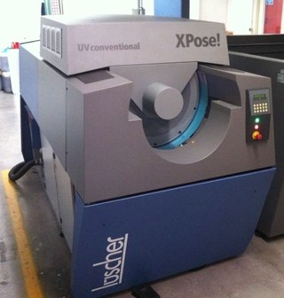 Luesher XPose! XPose! 130/64 UV CTP-Systems