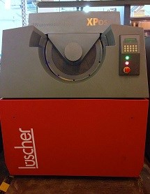 Luescher XPose! 130/64 UV Ferrari Red CTP-Systems
