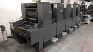 Heidelberg SM 52-5P2+ Sheet Fed
