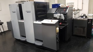 Heidelberg SM 52-2 Sheet Fed