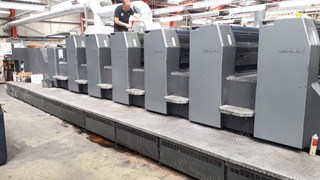 Heidelberg SM 74-6H+L Sheet Fed