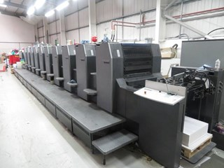Heidelberg SM 74-10-P Sheet Fed