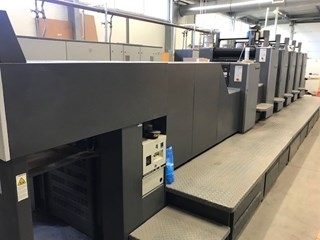 Heidelberg SM 74-5-P3+L Sheet Fed