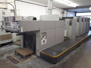 Manroland 304P+LV Machines offset à feuilles
