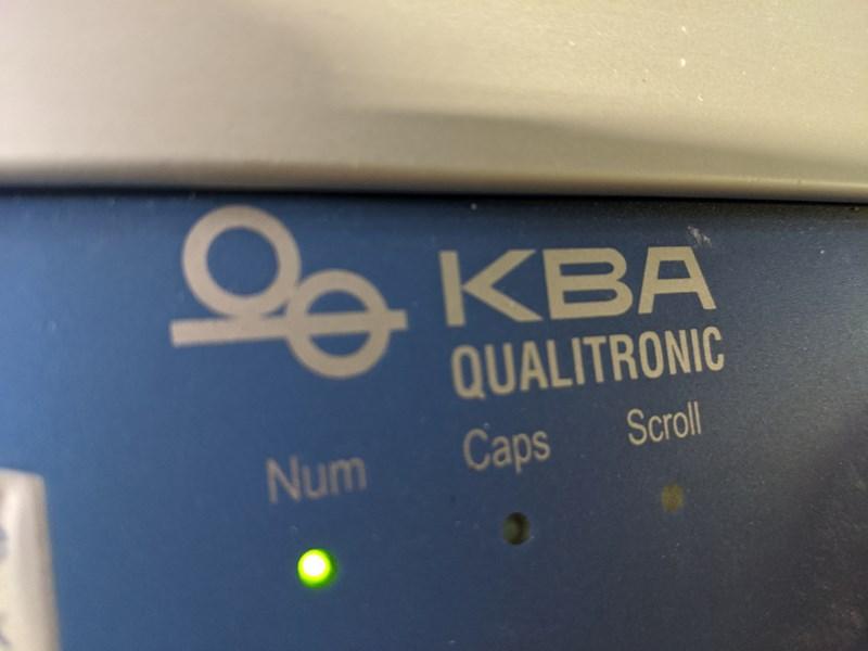 KBA Rapida 142-8 SW4 FAPC