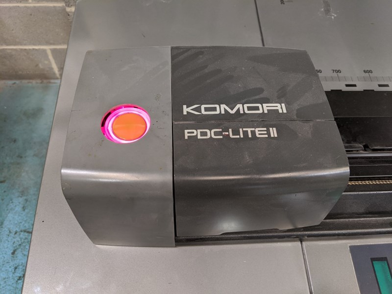 Komori Lithrone LS-529+C