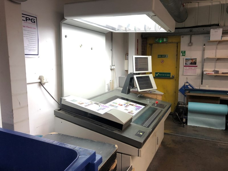 Show details for Komori Lithrone LS-29