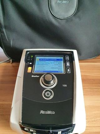 RESMED STELLAR 100  IPPV lebenserhaltende Beatmung Miscellaneous