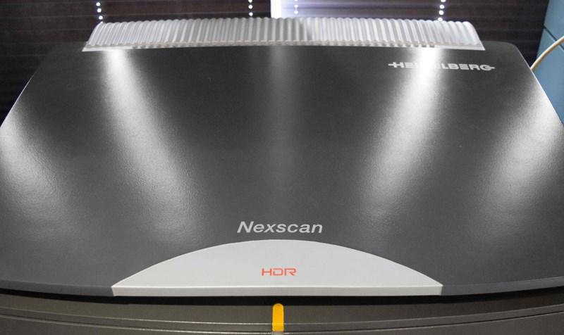 Show details for Heidelberg Nexscan F4200